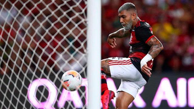 Con un Gabigol imparable, Flamengo se coronó campeón de la Recopa Sudamericana