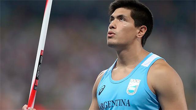 Murió el atleta olímpico Braian Toledo: Fue en un accidente automovilístico