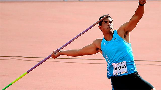 Solidaridad, superación y el sueño olímpico: La historia de Braian Toledo