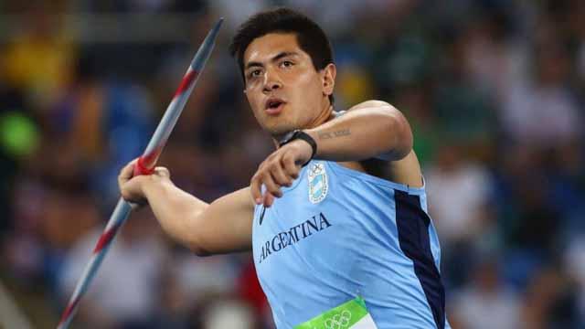 El atleta olímpico representó a Argentina en dos Juegos Olímpicos.