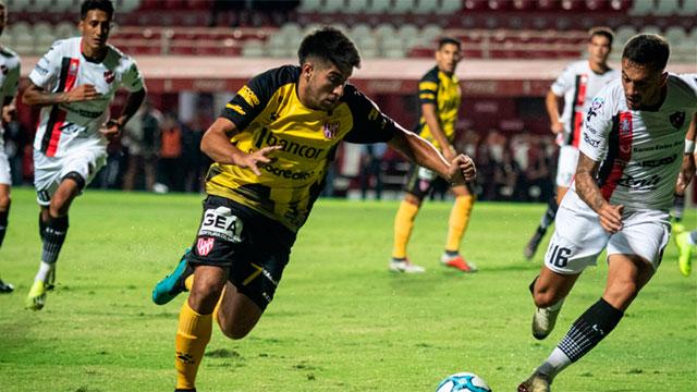 Copa Argentina: Patronato le gana 1-0 a Instituto con el gol de Silveira