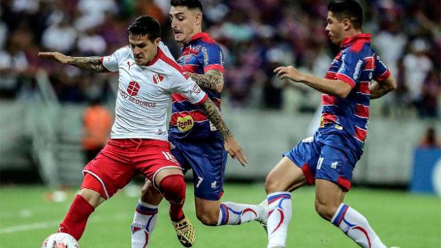 Independiente y una agónica clasificación frente a Fortaleza.