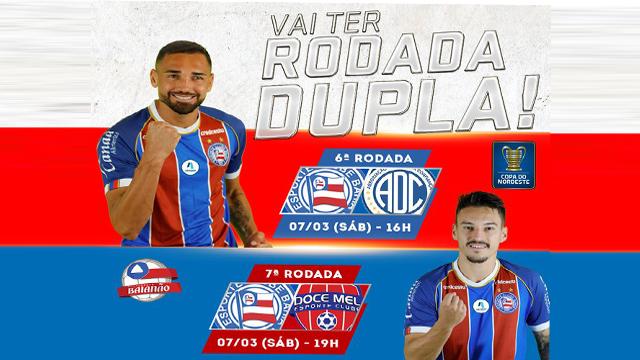 El Tricolor jugará primero ante Confiança y luego enfrentará a Doce Mel.