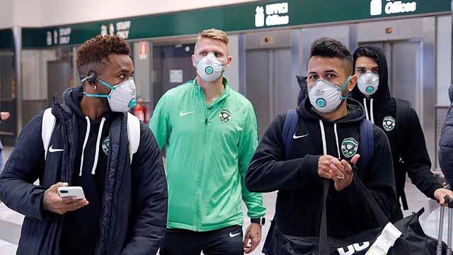 El deporte no es la excepción por el Coronavirus.
