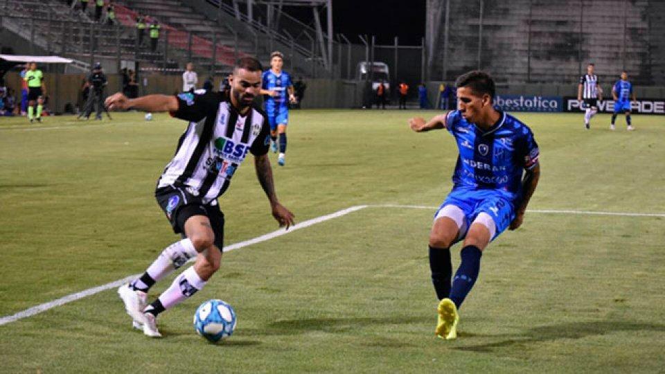 San Telmo dejó afuera al subcampeón Central Córdoba.