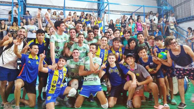 La Bomba será uno de los siete participantes de la Liga de Vóleibol Argentina.