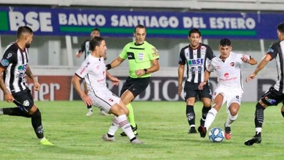 Newell's le ganó a Central Córdoba y lo dejó en zona de descenso.