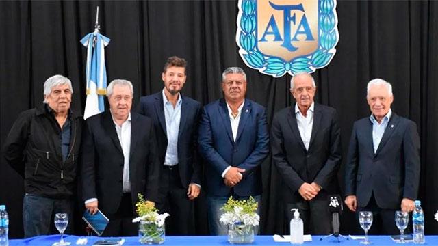 AFA anunciará la próxima semana la fecha para la vuelta a los entrenamientos.