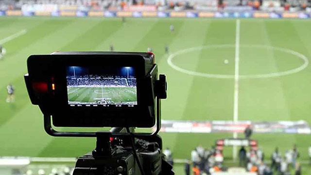 La Copa Liga Profesional del fútbol argentino por TV.