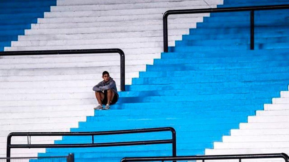 Argentina suspendió el fútbol hasta el 31 de marzo por el coronavirus.