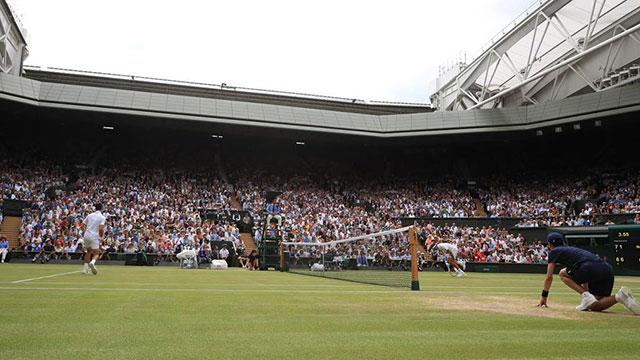 Wimbledon, en duda: Se decidirá si posterga o cancela el torneo de este año.