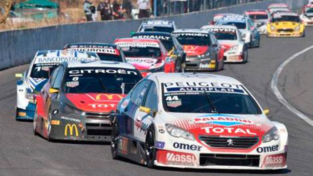 El Súper TC 2000 estrena su certamen virtual en el autódromo de San Nicolás.
