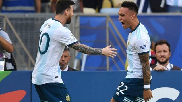 Argentina ocupa el noveno puesto en el ranking de la FIFA.