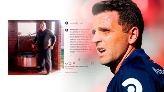 El padre del futbolista Walter Montillo falleció por la enfermedad.