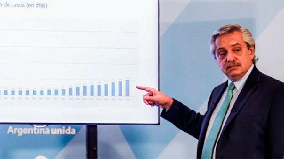El Presidente Alberto Fernández volvió a citar el teorema de Gorosito.