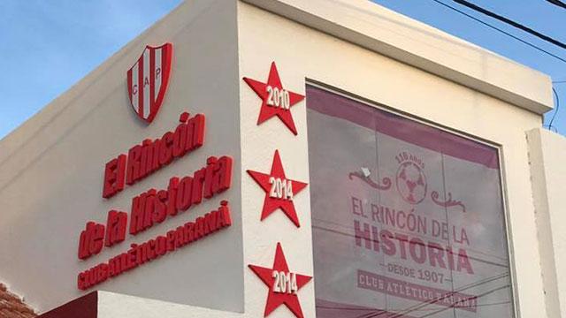 El Club Atlético Paraná será sede de una campaña de donación de sangre.
