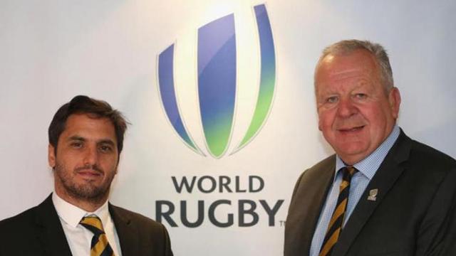 """Pichot denunció que fue """"traicionado"""" en la elección de la World Rugby."""