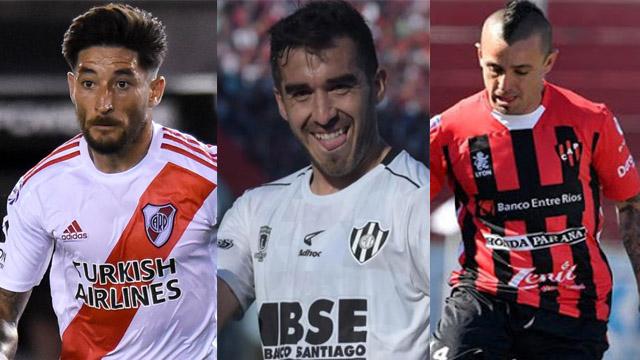 Casco, Alzugaray y Chimino entre los mejores del pasado campeonato.