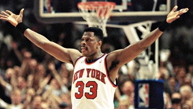 Ewing, ex estrella de la NBA, dio positivo de coronavirus.