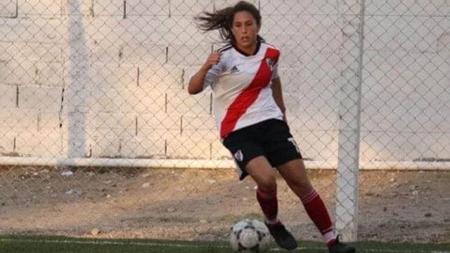 Camila Godoy, jugadora de la Reserva del Millonario, dio positivo.