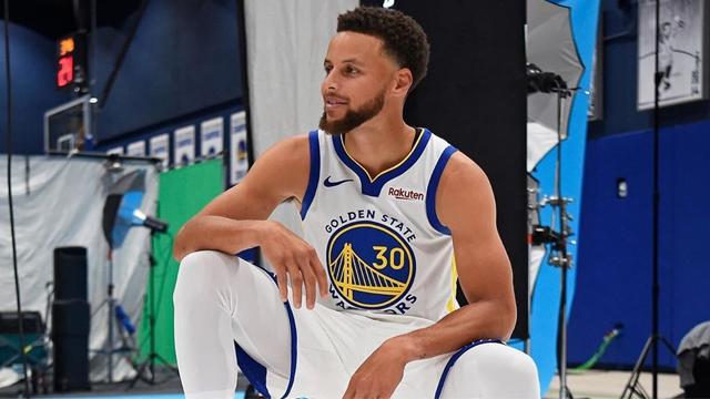 Curry volvió a reudiar a Trump, algo que viene haciendo desde 2017.