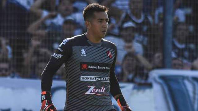 Fin de ciclo: El arquero Matías Ibañez no continuará en Patronato