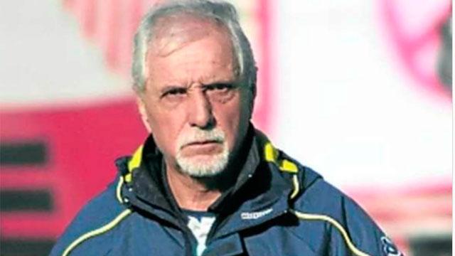 """Falleció Oscar """"Cachín"""" Blanco, ex-entrenador y con paso por el club Belgrano."""