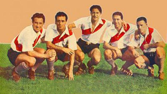 La legendaria Máquina del Millonario que debutó el 28 de junio de 1942.