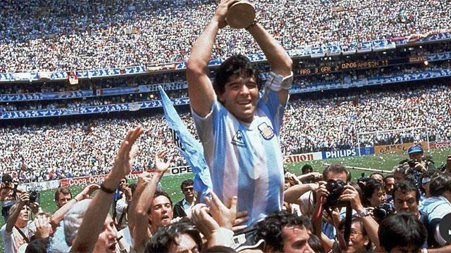 AFA y la Selección despidieron a Maradona: