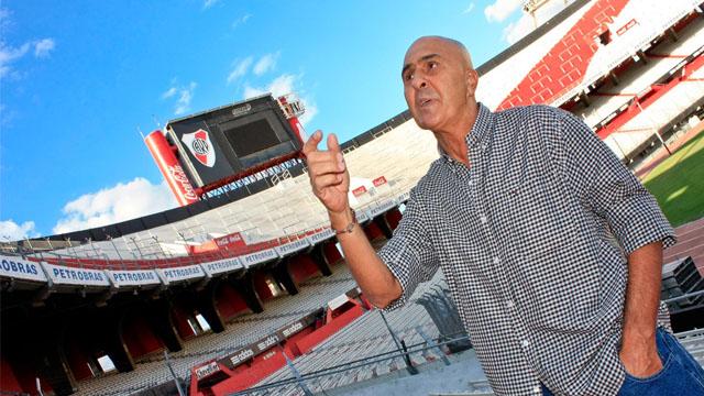 """""""En Boca todos se creen dueños de la verdad, en River no pasa"""", dijo el Puma."""