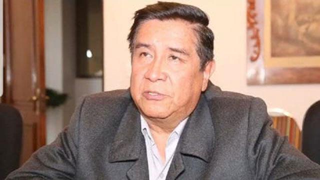 Coronavirus: murió el presidente de la Federación Boliviana de Fútbol.