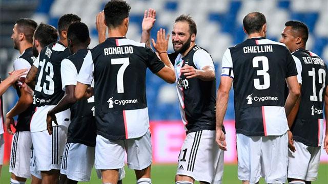 Italia: Juventus no falló ante Lazio y sacó más ventaja en la punta.