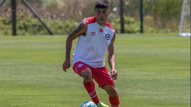 """""""¡Pronta recuperación, Gabriel!"""", publicó Argentinos en su cuenta de Twitter."""