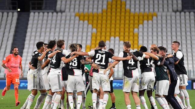 Juve estiró su dominio en la Liga de Italia al lograr su noveno título al hilo.