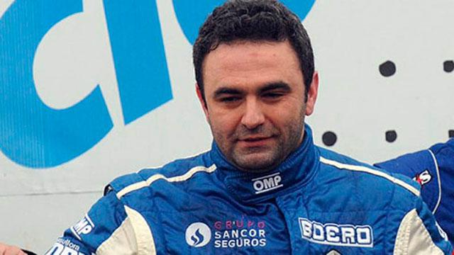 Esteban Tuero fue trasladado a su domicilio.