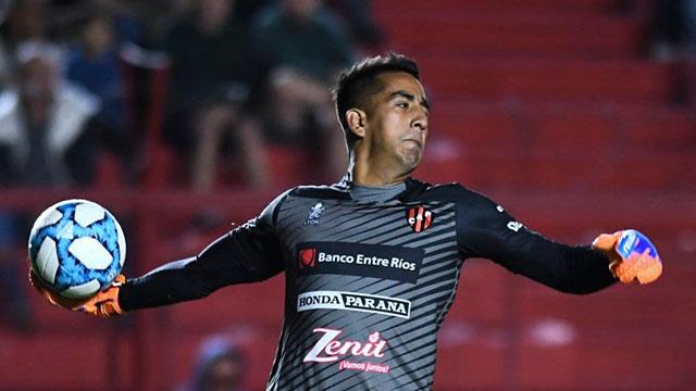 Matías Ibáñez, cerca de renovar con Patronato.