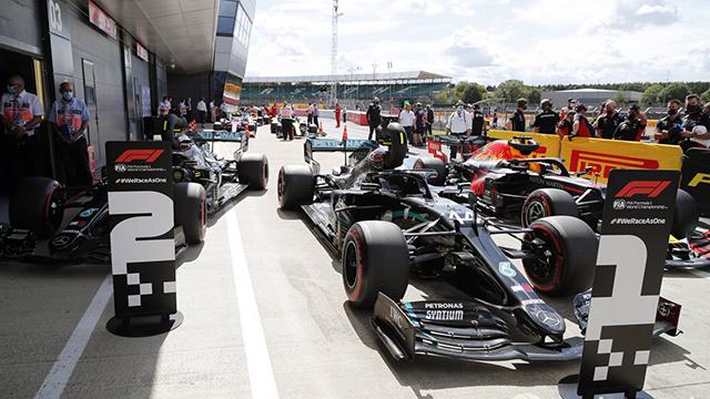 El inglés no para de dominar la Fórmula 1.