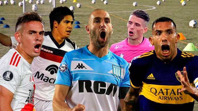 Conmebol define si posterga el inicio de la Copa Libertadores.
