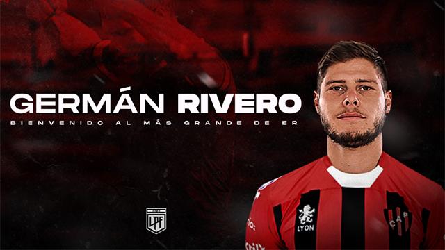 Germán Rivero está asintomático y se mantiene aislado en su domicilio.