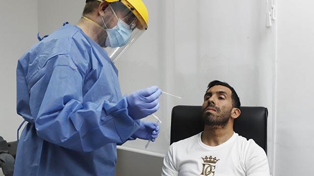 Libertad desconfía de los resultados de Boca y pide un nuevo hisopado.