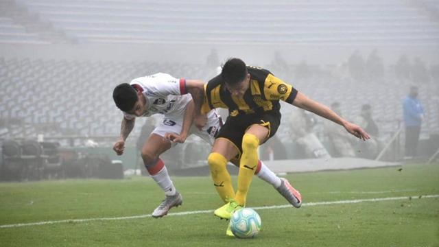 El Bolso y el Carbonero no se sacaron diferencias en Clasico Charrúa.