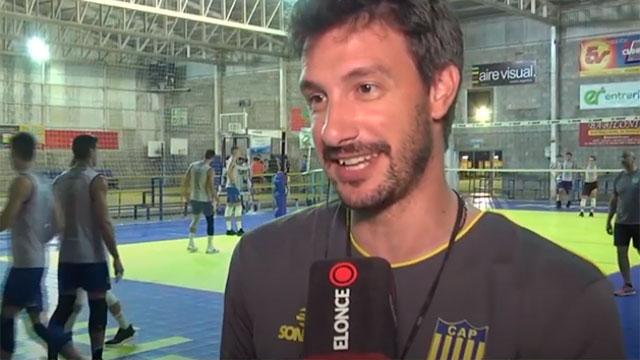 """""""Es una oportunidad muy grande"""", dijo José Saucedo."""