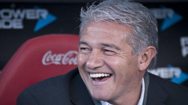 """Pablo Moyano y yo hablamos con Romero y eligió quedarse"""", cotó Burru."""