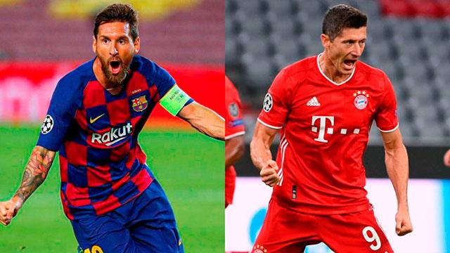 Partidazo por la Champions: Barcelona-Bayern Munich, por un lugar en semifinales