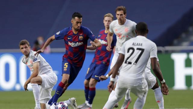 Los Rojos aplastaron al Barsa y están en la Semifinal de la Liga de Campeones