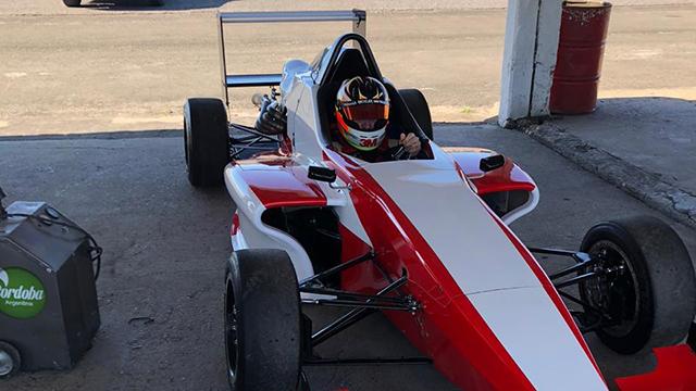 Mariano Werner volvió a subirse a un auto y probó en el Autódromo de Paraná