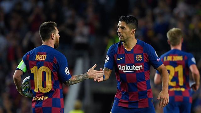 Messi despidió a Suárez con una fuerte crítica.