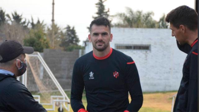 El Pepi Sappa ya atajó en el Arse durante la temporada 2019/2020,
