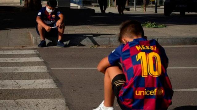Lionel Messi no se presentó y profundizó el conflicto con Barcelona.
