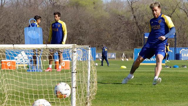 Boca volvió a entrenar y prepara más testeos.